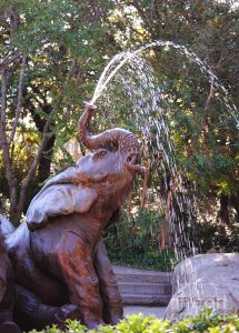 Elephant-Fountain-baby-elephant-fountain-didi-higginbotham